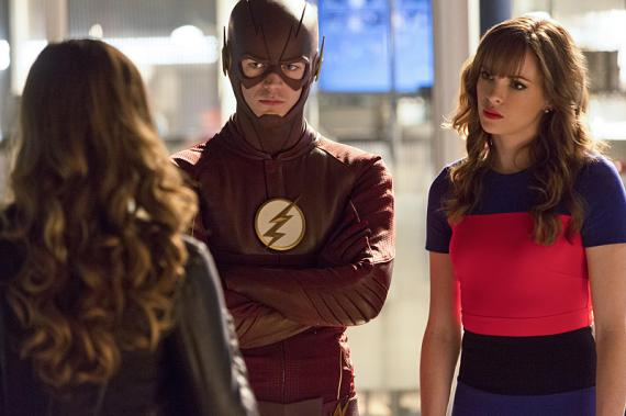 Imagen de The Flash 2x03: Family of Rogues