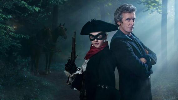 Imagen de Doctor Who 9x06: The woman who lived