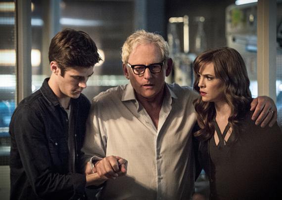 Imagen de The Flash 2x04: The Fury of Firestorm