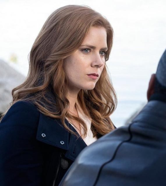 Amy Adams como Lois Lane en Batman v Superman: El Amanecer de la Justicia (2016)