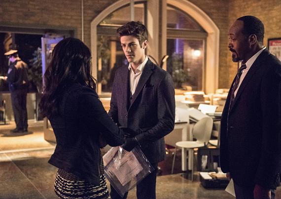 Imagen de The Flash 2x05: The darkness and the light