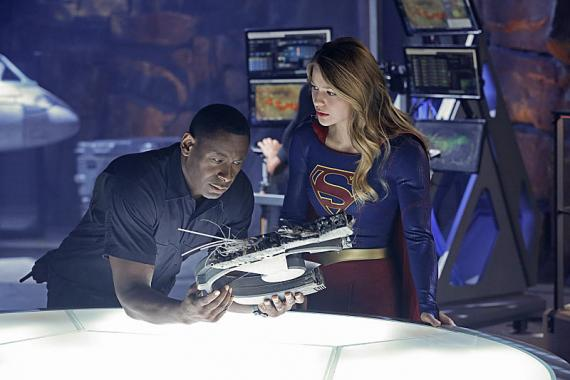 Imagen de Supergirl 1x04: How Does She Do It?