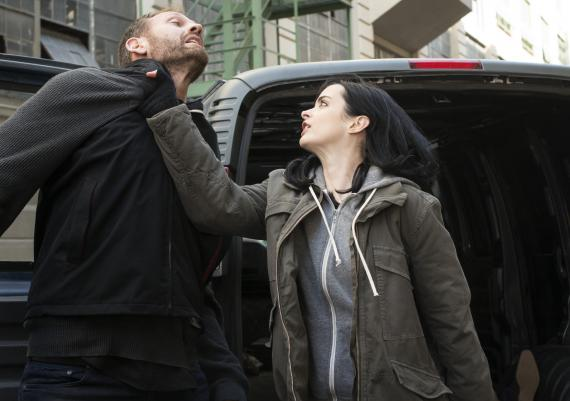 Imagen de Marvel's Jessica Jones (2015), episodio 1x05: AKA The Sandwich Saved Me