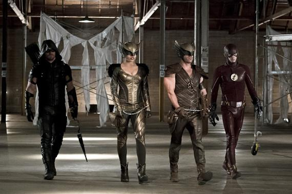 Imagen de Arrow 4x08: Legends of Yesterday