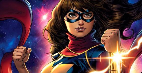 Kamala Khan la nueva Ms. Marvel