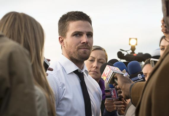 Imagen de Arrow 4x09: Dark Waters