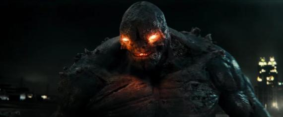 Doomsday en el segundo trailer de Batman v Superman: Dawn of Justice (2016)