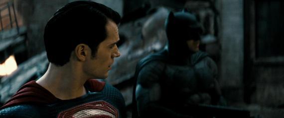 Captura del segundo trailer de Batman v Superman: Dawn of Justice (2016)