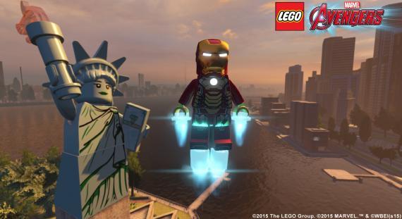 Imagen de LEGO Marvel's Avengers (2016)