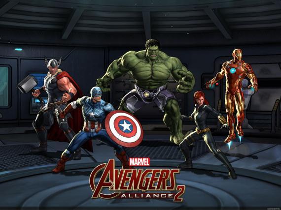Imagen de Marvel: Avengers Alliance 2 (2016)