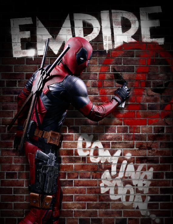 Portada de Empire de Deadpool (2016)