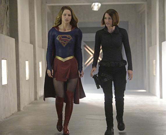 Imagen de Supergirl 1x09: Blood bonds