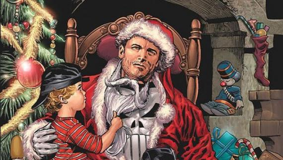 Imagen de Punisher: Silent Night (2005) #1