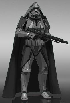 Concept art de Star Wars: El despertar de la Fuerza (2015)