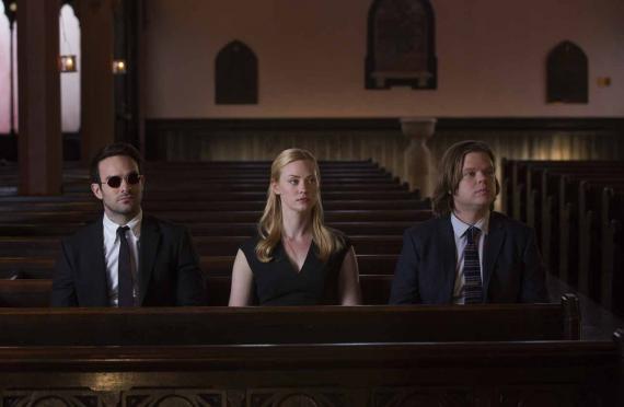 Imagen de la segunda temporada de Marvel's Daredevil (2015 - ?)