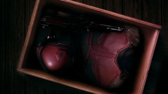 Imagen del nuevo traje de Daredevil para la segunda temporada de Daredevil (2016)