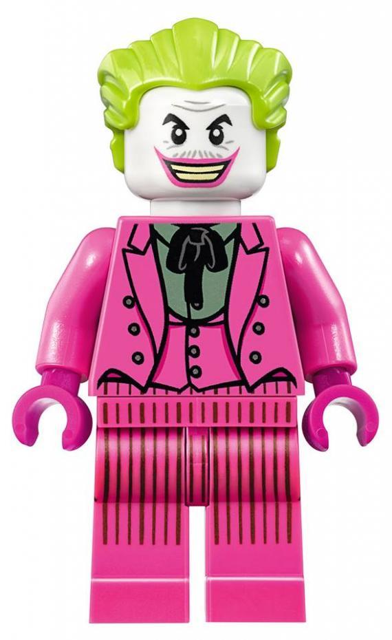 Imagen del set DC LEGO Super Heroes Batman Classic TV Series Batcave
