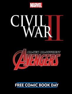 Marvel ofrece un avance de Civil War II y el debut de All-New Wasp en el Free Comic Book Day