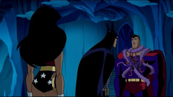 Imagen del episodio For the man who has everything de Justice League Unlimited
