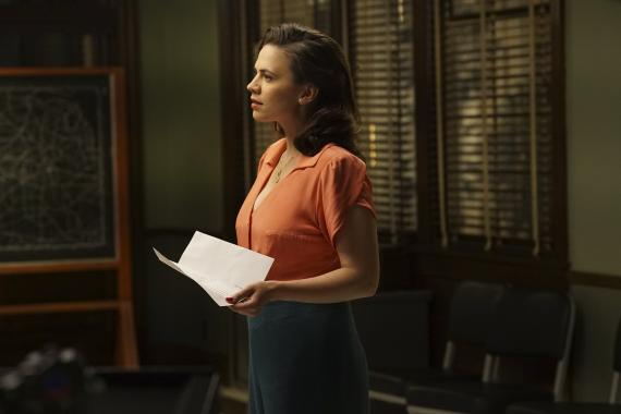 Imagen de Agente Carter 2x04: Smoke and mirrors