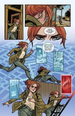Página de Batgirl #35