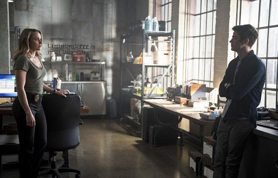Imagen de The Flash 2x11: The Reverse Flash Returns