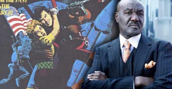 Delroy Lindo es Dominic Fortune en Marvel's Most Wanted