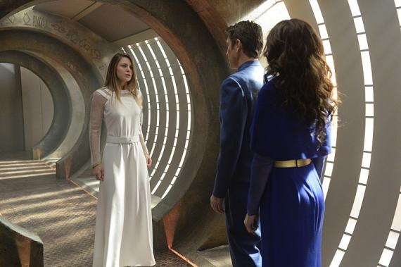 Imagen promocional de Supergirl 1x13: For the girl who has everything