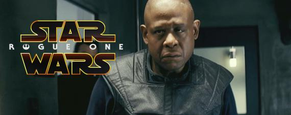 Forest Whitaker Rogue One: A Star Wars Story