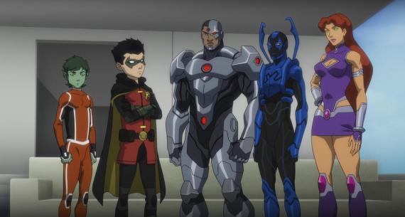 Imagen de Justice League vs. Teen Titans (2016)
