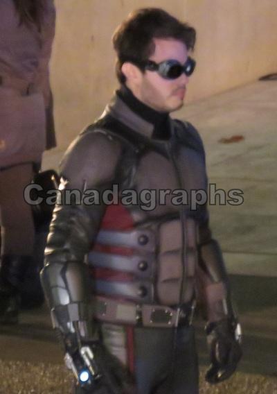 Imagen del set de The Flash