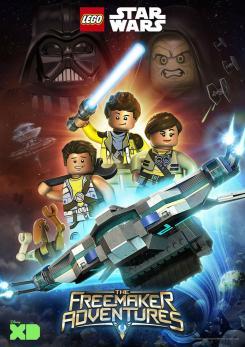 Póster de LEGO Star Wars: The Freemaker Adventures