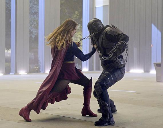 Imagen de Supergirl 1x14: Truth, Justice and the American Way