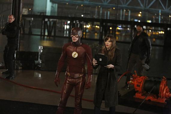 Imagen de The Flash 2x15: King Shark