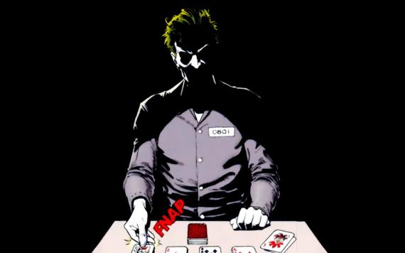 Imagen del cómic The Killing Joke (La Broma Asesina), Joker