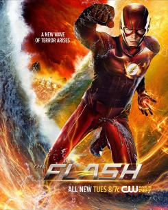 Póster del episodio The Flash 2x15: King Shark