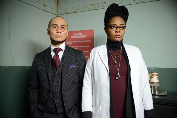 Imagen de Gotham 2x13: A Dead Man Feels No Cold