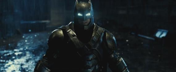 Captura del TV Spot de Batman v Superman: El Amanecer de la Justicia (2016): 'Well, here I am'