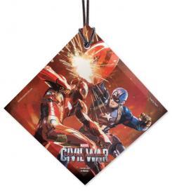 Arte promocional de Capitán América: Civil War (2016)
