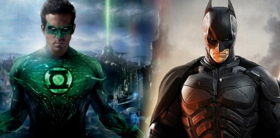 Green Lantern y Batman