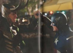Captura del Storybook de The Avengers, página desconocida