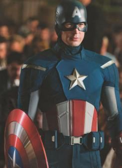 Scan de The Avengers (2012) procedente del storybook