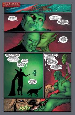 Página de Brightest Day #14