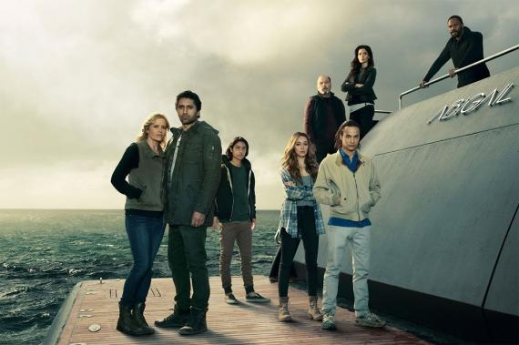 Imagen promocional de Fear The Walking Dead