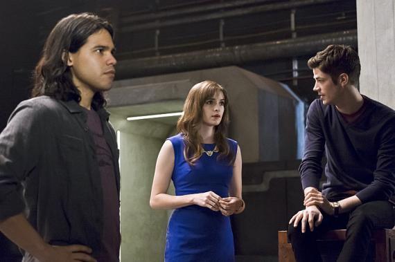 Imagen de The Flash 2x18: Versus Zoom