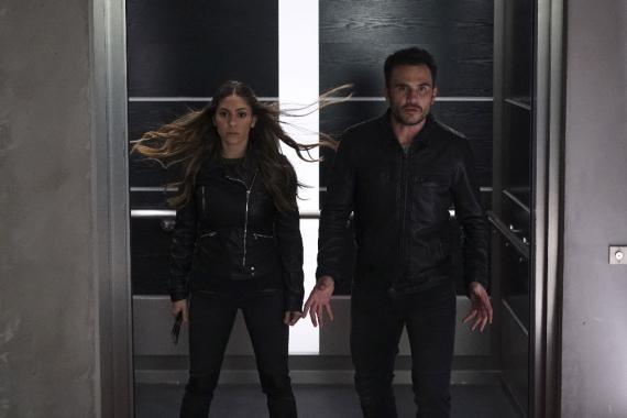 Imagen de Agentes de S.H.I.E.L.D. 3x17: The Team
