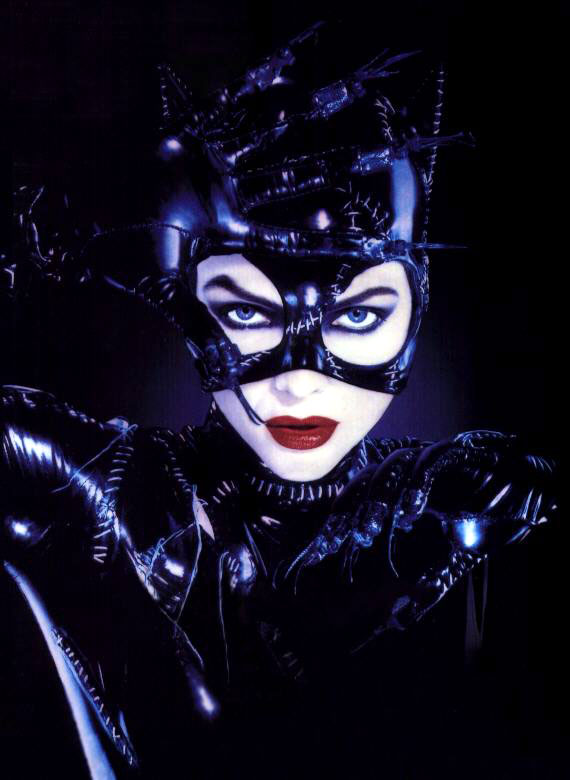 "Imagen de Michelle Pfeiffer como Catwoman en ""Batman Returns"" (1992)"