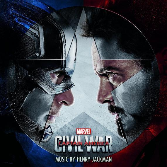 Banda sonora de Capitán América: Civil War (2016)