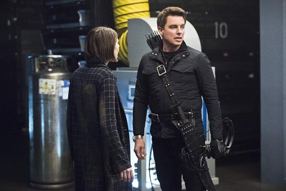 Imagen de Arrow 4x21: Monument Point