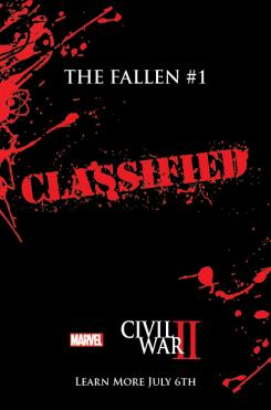 Civil War II: The Fallen #1